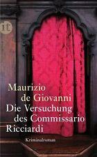 Die Versuchung des Commissario Ricciardi / Commissario Ricciardi Bd.5, UNGELESEN