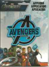 The Avengers Applique Glue or Iron On 1ct 4inx4in