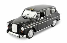"Welly Austin FX4 London Taxi 1:24 scale 7.5"" diecast model car Black W103"