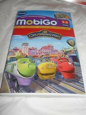 MOBIGO touch learning system CHUGGINGTON  vtech game learning cartridge