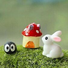 4*Articles d'ameublement utilisations variées artisanat lapins mignon joli chaud