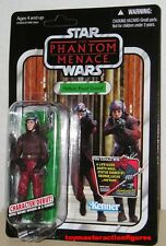 STAR WARS THE VINTAGE COLLECTION TPM NABOO ROYAL GUARD VC83 UNPUNCHED In Stock