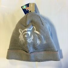 Cincinnati Bengals Knit Beanie Winter Hat Toque Skull Cap NEW Grey Women's
