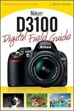 Nikon D3100 Digital Field Guide by Wiley