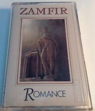ZAMFIR Original Tape Cassette ROMANCE 1982 Phonogram Records Canada MCR4-1-4070