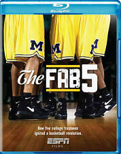 ESPN Films 30 for 30: The Fab Five (Blu-ray Disc, 2013)