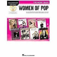 Top Hits Tenor Sax Sheet Music ~ Adele, Sara Bareilles, Avril Lavigne, Beyonce