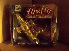 Firefly Golden Keychain (San Diego Comic Con 2013 Exclusive)