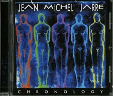 JARRE JEAN-MICHEL - CHRONOLOGY -  CD NUOVO SIGILLATO