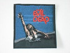 THE EVIL DEAD HORROR MOVIE EMBROIDERED PATCH
