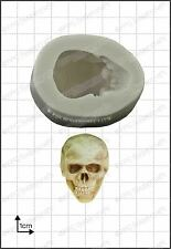 Silicone mould 3D Skull | Food Use FPC Sugarcraft FREE UK shipping!