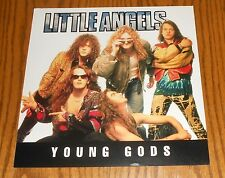 Little Angels Young Gods Poster 2-Sided Flat Square 1991 Promo 12x12 RARE
