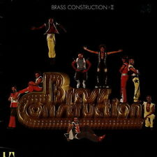 "12"" Brass Construction II Sambo, Blame It On Me, The Message United Artists"