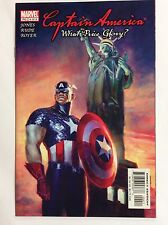 Captain America # 4 of 4, What Price Glory?  (Marvel Comics)