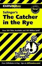 CliffsNotes on Salinger's The Catcher in the Rye (Cliffsnotes Literature Guides