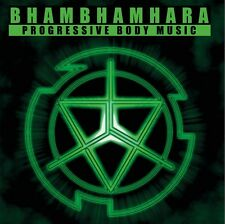 BHamBhamHara Progressive Body Music CD 2014