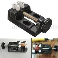 Mini Jaw Clamp Drill Press Vice Bench Opening Parallel Table Vise DIY Craft