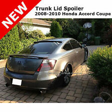 Honda Accord Coupe 2 Door 08-12 ABS Trunk Rear Wing Spoiler Painted 2 Post