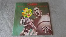 unplayed ! / dead stock ! Queen french green coloured vinyl lp News Of The World