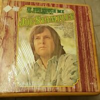 JOE STAMPLEY  --Soul Song -- Vinyl Lp Record open