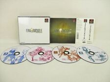 PS1 FINAL FANTASY IX 9 with SPINE CARD * FF9 Playstation Square PS JAPAN Game p1