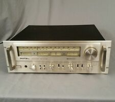 Rotel RT-1024 AM/FM Dolby Tuner Serviced Beautiful Condition