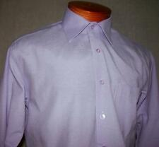 OUTSTANDING LAVENDER PAUL SMITH DRESS SHIRT 15 1/2 33