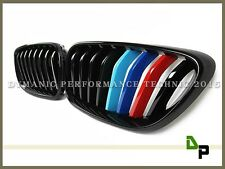 BMW F22 220i 228i 235i Coupe 14-15 Three Color M Tri Gloss Black Front Grille
