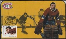 CANADA # 2870.2 - GUMP WORSLEY HOCKEY STAMP on FIRST DAY COVER, ONLY 6 MADE