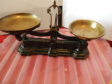 Vintage Avery Kitchen scales Iron and Brass