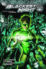 BLACKEST NIGHT TRADE PAPERBACK DC COMICS