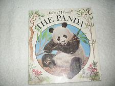 Kids fun paperback:Animal World ThePanda-gr 2-5-all about eating,playing,more