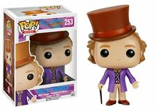 Funko Pop Movies - Willy Wonka & The Chocolate Factory: Willy Wonka Vinyl Figure