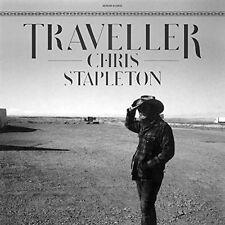 CHRIS STAPLETON TRAVELLER CD 2015