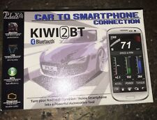New PLX Devices Kiwi 2 Bluetooth OBD Car to Smartphone Link and Scan Tool