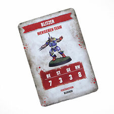 Blood Bowl Karten Deck Deutsch