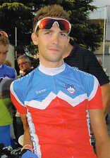Carte postale Coups de Pédales Blaz Furdi champion de Slovénie 2010