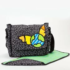 ROMERO BRITTO BABY DIAPER, TOTE  OR MESSENGER BAG NEW ITEM