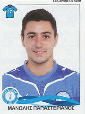 N°121 PLAYER AEP IRAKLIS FC STICKER PANINI GREEK GREECE LEAGUE 2010