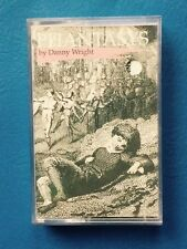 Phantasys by Danny Wright, Cassette, 1988, Nichols Wright Records, New Age, NM