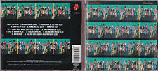 CD 13T THE ROLLING STONES REWIND (1971-1984) BEST OF 1990 TBE