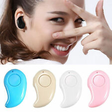 Mini Wireless Bluetooth Kopfhörer Headset Ohrhörer In-Ear Handy Earphone 5 Farbe