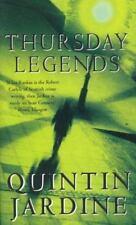 Thursday Legends (Bob Skinner Mysteries) Jardine, Quintin Paperback