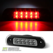 [Smoke Lens] Fits 99-04 Jeep Grand Cherokee Led 3rd Third Tail Rear Brake Light
