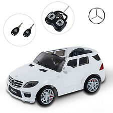 New 12V Benz ML63 Electric Kids Ride On Car w/MP3 Romote Control Children Toy