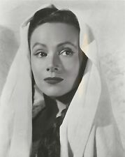 Dolores Del Rio 1947 Original Movie Photo Press Still 1st Latin Superstar Moody