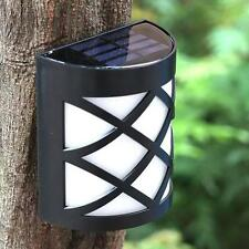 outdoor developement power garden LEDs solar wall lamp Neu Newest