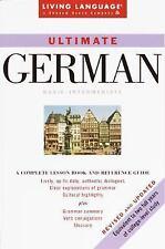 Ultimate German: Basic-Intermediate Coursebook (LL(R) Ultimate Basic-I-ExLibrary