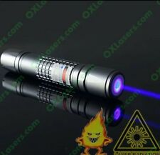 Focusable Blue Burning Laser Pointer 3000mW, Free Shipping!