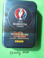 Panini UEFA Euro 2016  Pocket Tin Mini 30 Base Cards 1 limited Edition  Motiv 2